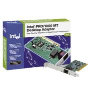 Intel PRO/1000 GT desktopadapter