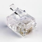 Modular Plug RJ11 6P/4C