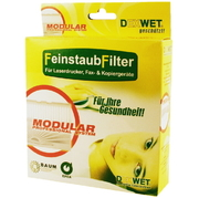Fine Dust Filter, Modular, Professional