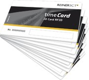 timeCard Chip Cards 10 (DES), No Licence