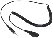 ARP Headset Cable QD to 3.5mm TRS
