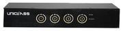 ARP KVM Switch 1:4, USB 3.0, DisplayPort
