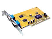 I/O Card 2x RS-232 Serial, PCI