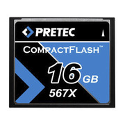 Pretec CF Card 567x 16GB