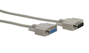 Connection CableSub-D-Cable 15p m/f 2m