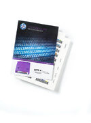 HP Ultrium 6 Bar Code Label Pck (100+10)