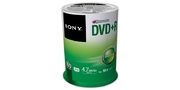 Sony DVD+R 4.7 GB 16x SP (100) - Thumbnail