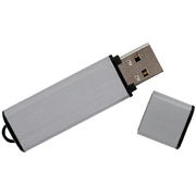 Aluminium USB Stick, 64 GB