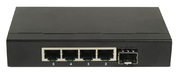 ARP 4-port Gigabit Switch with SFP Slot