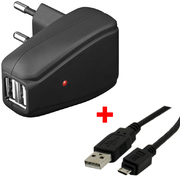 ARP USB Charger 2.0A + micro USB 1.8m