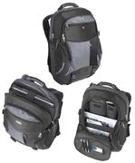 Targus XL Notebook Backpack, Black