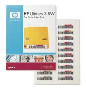 HP Ultrium 3 barcodelabels (100+10)