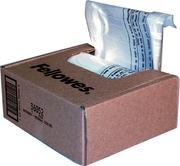 Fellowes Shredder Waste Bags, 38l, 100x