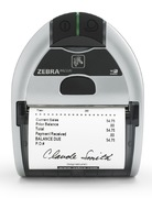 Zebra iMZ320 Printer 203dpi Bluetooth