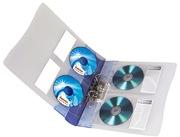 Hama CD/DVD Binder Sleeves A4