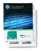 HP Ultrium 4 barcodelabels (100+10)