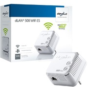 devolo dLAN 500 WiFi ES Adapter