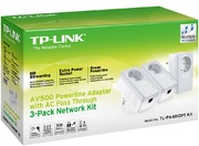 TP-Link AV500+ Powerline 500Mbps 3-pack