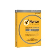 Norton Security Prem. 3.0 1U 10 Devices