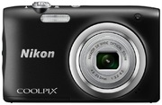 Nikon Coolpix A100 Digital Camera black