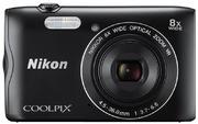 Nikon Coolpix A300 Digital Camera black