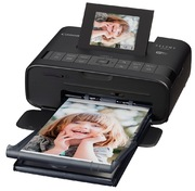 Canon SELPHY CP1200 Photo Printer black