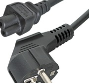 Dell C5 Euro 250V 2PIN Power Cable