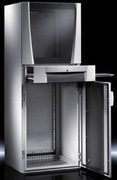 Rittal PC Rack System IP55 - 636mm