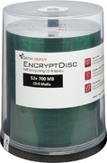 DataLocker EncryptDisc CD-R 100 Pack - Thumbnail