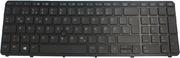 HP ZBook 15/17 B/L Keyboard GER