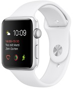 Apple Watch Series 2 Alu 42mm Silver