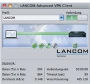 LANCOM Advanced VPN Client Mac OS X