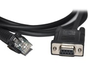 Datalogic CAB-327 RS232 Cable, 9 Pin