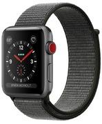 Apple Watch S3 Alu 42mm Cellular Grey