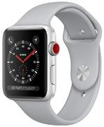 Apple Watch S3 Alu 38mm Cellular Silver