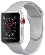 Apple Watch S3 Alu 42mm Cellular Silver