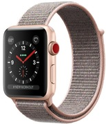 Apple Watch S3 Alu 42mm Cellular Gold