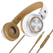 ARP Premium On-Ear Stereo Headset Brown