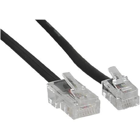Modular Cable RJ45 to RJ11, 1.5m (RJ11-RJ45 CABLE) at arp.nl