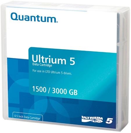 LTO ULTRIUM 5 QUANTUM DATA CARTRIDGE MR-L5MQN-01
