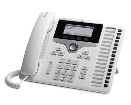 Cisco CP-7861-W-K9= IP Phone