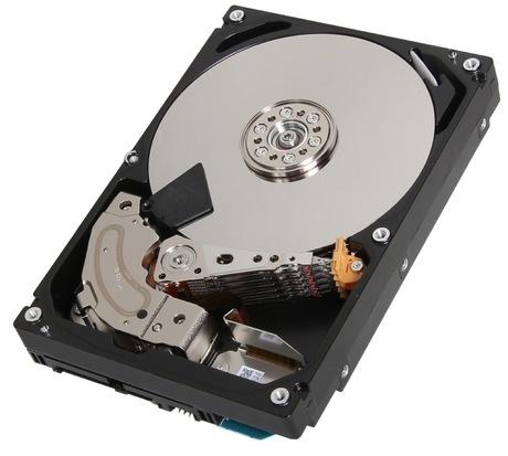 Toshiba MC04ACA 5TB Enterprise Cloud HDD