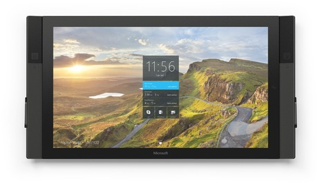 Microsoft Surface Hub Wall Mount Monitors Amp Beamers Arp Nl