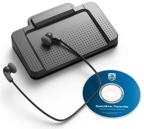 philips speechexec pro transcribe manual