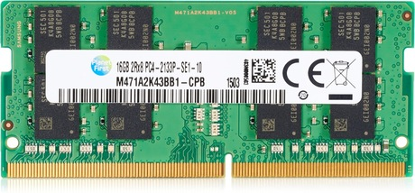 HP 16GB DDR4 2133MHz Memory