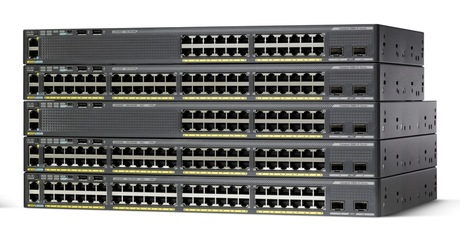 Cisco Catalyst 2960X-48FPD-L Switch - Preview 0