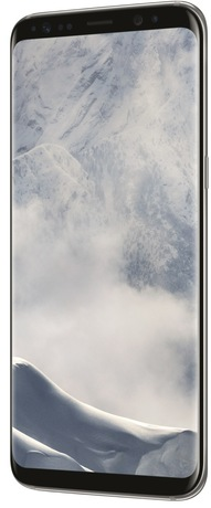 Samsung Galaxy S8 Arctic Silver - Preview 1