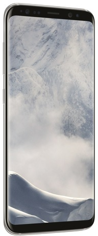 Samsung Galaxy S8 Arctic Silver - Preview 3