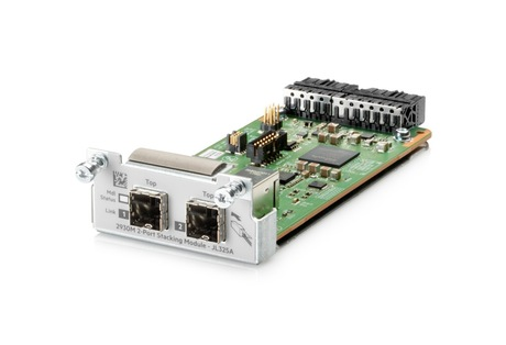 Hewlett Packard Enterprise JL325A network switch module