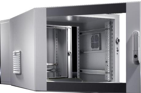 Rittal Wall Enclosures El12u 473mm P55 Networking Arp Nl